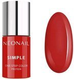 Neonail Simple One Step Color lakier hybrydowy 8126-7 ADORABLE