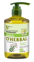 O'Herbal Orzeźwiający żel pod prysznic z ekstraktem z werbeny 750ml