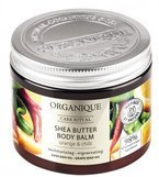 ORGANIQUE Care Ritual Balsam z masłem shea Pomarańcza i Chilli 200ml