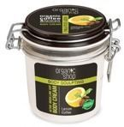 Organic Shop Modelujący krem do ciała na dzień Kawa&Cytryna 350ml