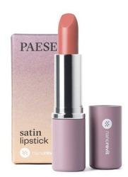 PAESE NanoRevit Satin Lipstick Satynowa pomadka do ust 21 Soft Peach 4,3g
