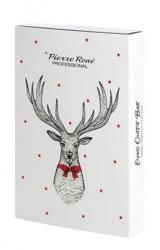 Pierre Rene OUTFIT EYES BOX White Christmas edition Zestaw prezentowy