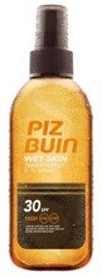 Piz Buin Wet Skin Transparent Sun Spray SPF30 Spray do opalania 150ml