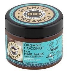 Planeta Organica BIO maska do włosów Coconut Oil 300ml