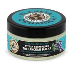 Planeta Organica Maska toskańska do włosów, 300 ml