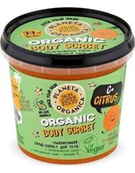 Planeta Organica Skin Super Good Peeling do ciała Citrus 360ml