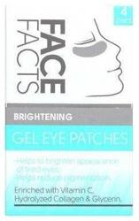 Pretty Gel Eye Patches Brightening Rozświetlające Płatki żelowe pod oczy 4pary