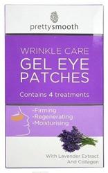 Pretty Gel Eye Patches Wrinkle Care - Płatki żelowe pod oczy 4pary