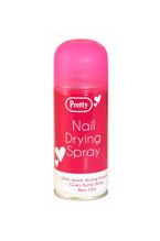 Pretty Nail Drying Spray - Spray przyspieszający wysychanie lakieru do paznokci, 150 ml