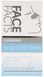 Pretty Smooth Nose Pore Strips - Oczyszczające płatki na nos, 6 sztuk
