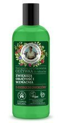 Receptury Babuszki Agafii Odżywka do włosów Zwiększenie objętości i wzmocnienie 260ml