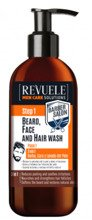 Revuele MEN CARE BARBER Żel 3w1 300ml