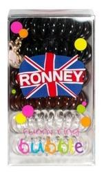 Ronney Funny Ring Bubble Gumki do włosów 6szt Nr 1