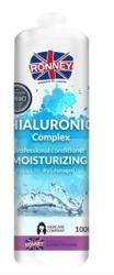 Ronney HIALURONIC Complex Moisturizing Conditioner Nawilżająca odżywka do włosów suchych i zniszczonych 1000ml
