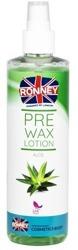 Ronney Pre-Wax Lotion Aloe Lotion przed depilacją woskiem 250ml
