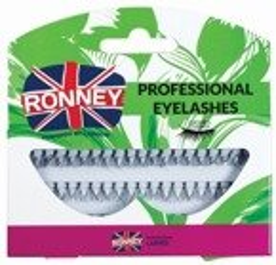 Ronney Professional Eyelashes Kępki sztucznych rzęs z węzełkiem 60 szt. Średnie RL 00032