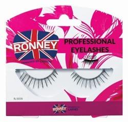 Ronney Professional Eyelashes Sztuczne rzęsy RL 00006