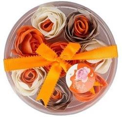 Royal Velvet Konfetti mydlane Mix Pomarańcza 8x16g