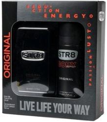 STR8 Original Zestaw dla mężczyzn woda toaletowa + dezodorant