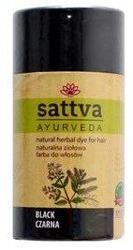 Sattva Naturalna ziołowa henna do włosów Black 150g