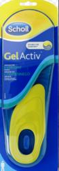 Scholl Gel Active Everyday wkładki 40-46,5