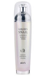Skin79 Golden Snail Intensive Radiant Toner Tonik rozjaśniający do twarzy 130ml