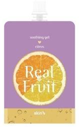 Skin79 Real Fruit Soothing Gel Citrus Rozjaśniająco-rewitalizujący żel do mycia ciała 300g