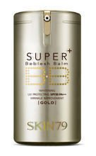 Skin79 Super+ Beblesh Balm BB Triple Functions Gold - Krem BB 40g