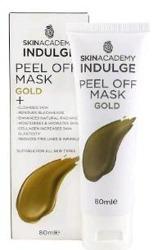 SkinAcademy Peel Off Mash GOLD Nawilżająco-oczyszczająca maseczka do twarzy 80ml