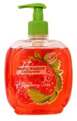 Słodki Żel mydło w płynie sok truskawkowy 460ml