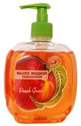 Słodki Żel mydło w płynie sok z brzoskwini 460ml