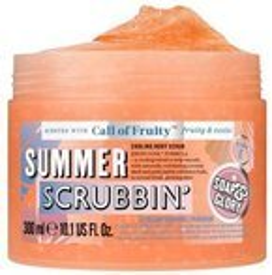 Soap&Glory Summer Scrubbin Body Scrub peeling do ciała 300ml