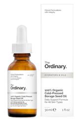 The Ordinary 100% Organic Cold-Pressed Borage Seed Oil Olej z nasion ogórecznika 30ml
