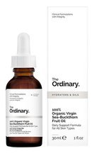 The Ordinary 100% Organic Virgin Sea-Buckthorn Fruit Oil Olej z owoców rokitnika 30ml
