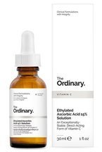 The Ordinary Ethylated Ascorbic Acid 15% Solution Rozjaśniające serum do twarzy z 15% roztworem kwasu askorbinowego 30ml