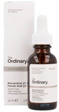 The Ordinary Resveratrol 3%+Ferulic Acid 3% Serum z Resweratrolem i Kwasem Ferulowym 30ml
