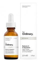 The Ordinary Retinol 1% in Squalane Serum do twarzy z 1% retinolem w skwalanie 30ml