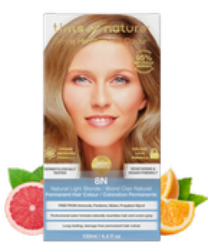 Tints of Nature Farba do włosów 8N Naturalny jasny blond