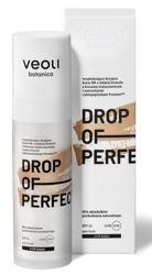 VEOLI Botanica Drop of Perfection Wygładzająco-kryjący krem BB o lekkiej formule z kwasem hialuronowym i naturalnymi cyklopeptydami PORETECT™ 4.0 N Amber 30ml