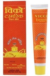 VICCO Turmeric Skin Cream with Sandalwood Oil Krem do twarzy z kurkumą i olejem sandałowym 30g