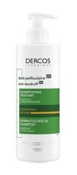 VICHY DERCOS DS Anti-Dandruff Szampon przeciwłupieżowy do włosów suchych 390ml