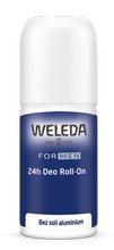 WELEDA For Men 24h deo roll-on Dezodorant w kulce dla mężczyzn 50ml