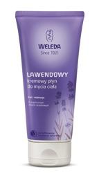 WELEDA Lavendel kremowy płyn do mycia ciała 200ml