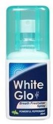 WHITE GLO Breath Freshener Spray Odświeżacz jamy ustnej w sprayu 20ml