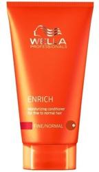 Wella ENRICH Fine/Normal Nawilżająca odżywka do włosów cienkich i normalnych 200ml