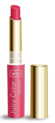 Wibo Juicy Color Lipstick Pomadka do ust 4