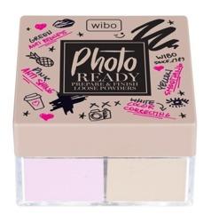 Wibo Photo Ready sypki puder do twarzy 2w1