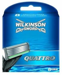 Wilkinson Quattro Men Wkłady do maszynki 8szt