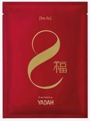 YADAH Red Heating Mask Maska w płachcie z efektem nawilżającej sauny 25ml
