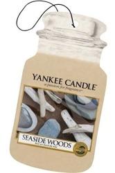 Yankee Candle Car Jar Odświeżacz samochodowy Seaside Woods
